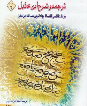 ترجمه و شرح ابن عقیل جلد2